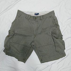 Polo by Ralph Lauren Men's Cargo Shorts. Size 40.